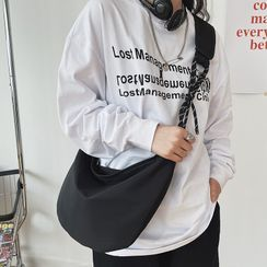 Gokk(ゴック) - Plain Crossbody Bag