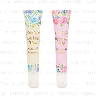 CHARLEY - Fleur La Fee Hand & Nail Cream 20g - 2 Types