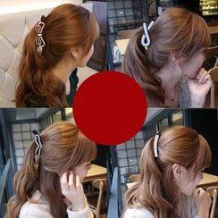 Misili - Rhinestone Hair Clamp (various designs)