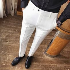Andrei - Slim-Fit Dress Pants