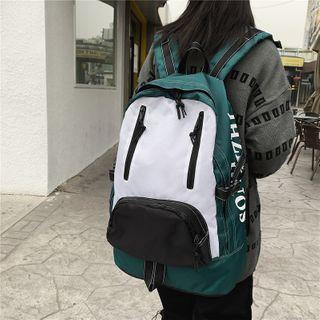 Gokk(ゴック) - Lettering Zip Backpack