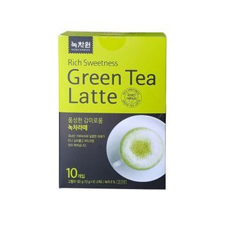 Three O'Clock - Nokchawon Green Tea Latte 13g x10