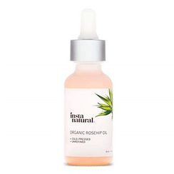 InstaNatural - 100% Pure Organic Rosehip Seed Oil, 30ml