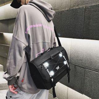 Tsuboten - Lettering Sling Bag