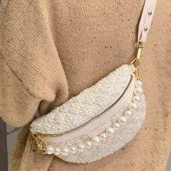 Velocia - 飾珠腰包