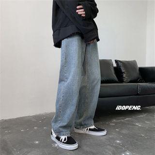 Phoneus - Wide-Leg Jeans