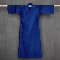 bleublack - Side Knot Kimono Jacket