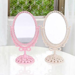 四季美 - 复古桌面镜子