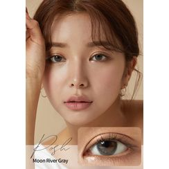GLOW LOUDEY - Posh Monthly Color Lens #Moon River Gray