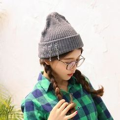 FROME - Safety Pin Beanie