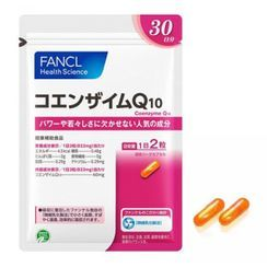 Fancl Health & Supplement - Coenzyme Q10 Capsules