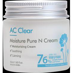 THE PLANT BASE - AC Clear Moisture Pure N Cream