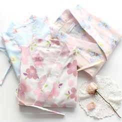 Dogini - Print Robe (Various Designs)