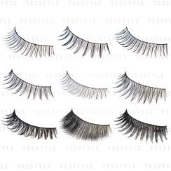 MEKO - High Quality Hand-Woven Eyelashes 10 pairs - 9 Types