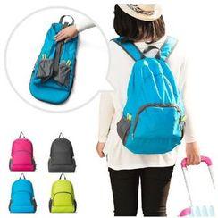 Cattle Farm - Foldable Nylon Backpack