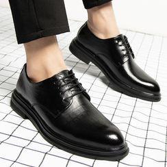 Vilash - Grid Dress Shoes