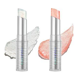 UNLEASHIA - Glittery Wave Lip Balm - 2 Colors