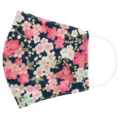 Miumi - Handmade Cotton Mask Cover (Sakura Print)(Adult)