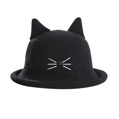 Skycap - Cat Ear Bowler Hat