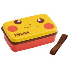 Skater - Pokemon Silicone Lid Lunch Box 380ml