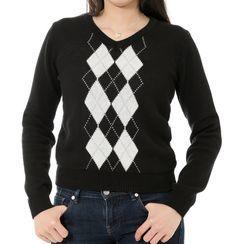 Asiris - Sweatshirt motifs Argyle