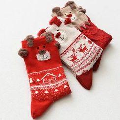 BEANS - Christmas Socks