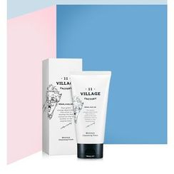 VILLAGE 11 FACTORY(ビレッジイレブンファクトリー) - Moisture Cleansing Foam 150ml