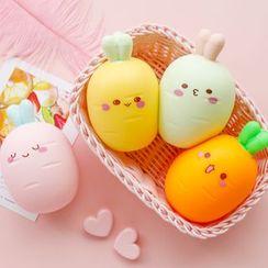 Fun House - Kids Carrot Squishy Toy