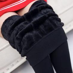 Frigga - Fleece-Lined Tights