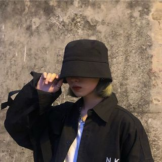 Porstina - Plain  Bucket Hat