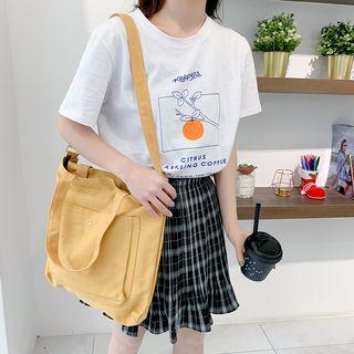 Eastin - Dual-Purpose Crossbody Shoulder Bag