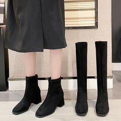 Cymbeline - Square-Toe Boots