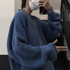 Shazoom - Chunky Knit Sweater