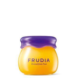 FRUDIA - Blueberry Hydrating Honey Lip Balm