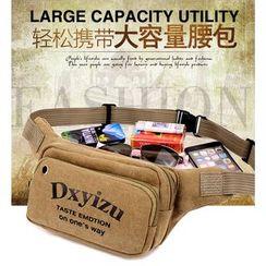 Golden Kelly - Canvas Belt Bag