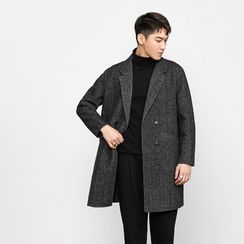 Orizzon - Double Breasted Coat