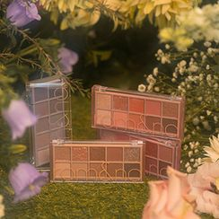 柔魅得 - Better Than Palette The Secret Garden - 6 Colors