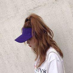 Raconteur - Plain Visor Hat