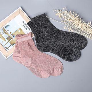 Soph - Glitter Socks
