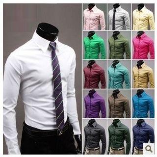 Fireon - Slim-Fit Dress Shirt