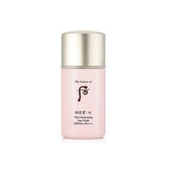 The History of Whoo - Gongjinhyang Soo Soo Yeon Vital Hydrating Sun Fluid