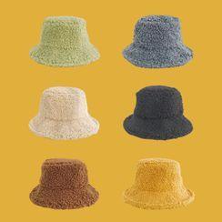 BACKNOW - 羊毛漁夫帽