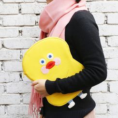 iswas - ''Brunch Brother'' Series Duck iPad Pouch