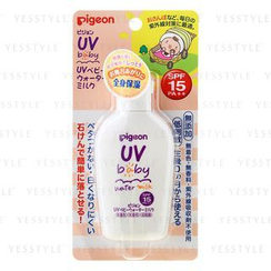 Pigeon - UV Baby Water Milk SPF 15 PA++