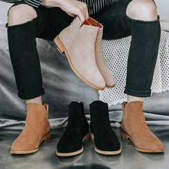 Pikkolo - 真皮短靴
