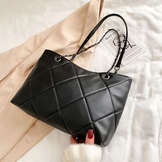 Lizzy - Quilted Handbag