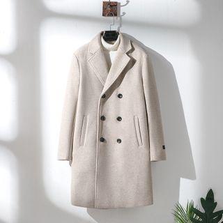 Andrei - 雙排扣長款大衣