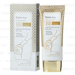 Farm Stay - Snail Repair BB Cream SPF 50+ PA+++