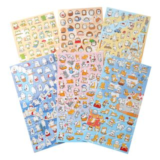 Nina's House(ニナズハウス) - Cartoon Stickers (various designs)