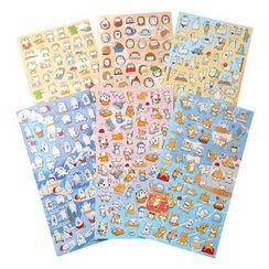 Nina's House - Cartoon Stickers (various designs)